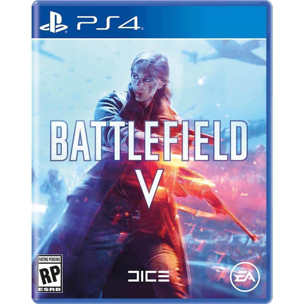 PS4 BF5 V Battlefield 5 em Portugues e Espanol (PlayStation 4)