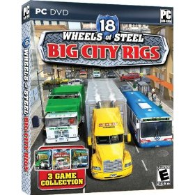 18 Wheels of Steel : Big City Rigs for Windows
