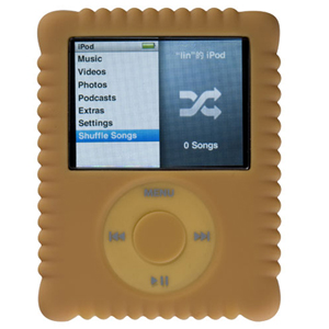 SwitchEasy Silicon Biscuits for iPod nano 3G