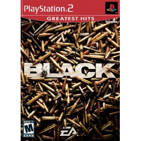 Black - PS2 US