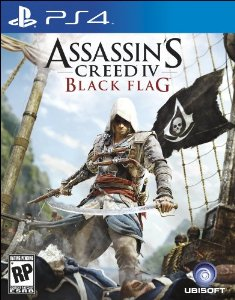 PS4 Assassin's Creed IV: Black Flag em Portugues (PlayStation 4)