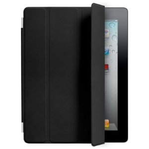 Apple iPad 2 Polyurethane Smart Cover - Black