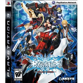 BlazBlue: Calamity Trigger Standard Edition for PS3 US