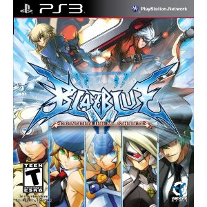 BlazBlue: Continuum Shift for PS3 US