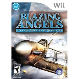 Wii Blazing Angels: Squadrons of WWII