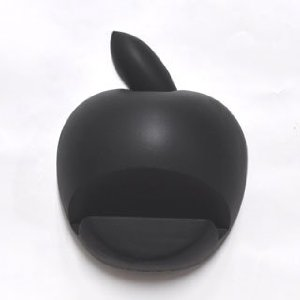 Black Apple Stand for Apple iPad