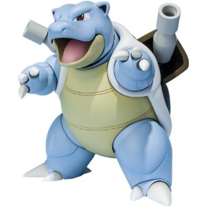 D-arts Pokemon Kamex Blastoise