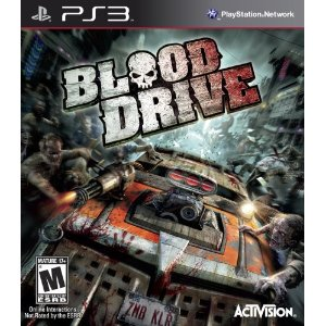 Blood Drive for PS3 US