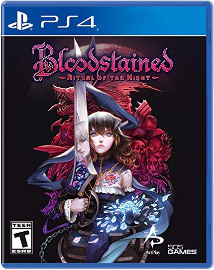 PS4 Bloodstained Ritual of the Night (PlayStation 4)