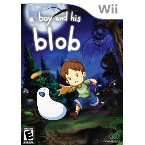 Wii A Boy and His Blob US