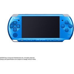 PSP PlayStation Portable Slim & Lite - Brilhant BLUE (PSP-3000VB