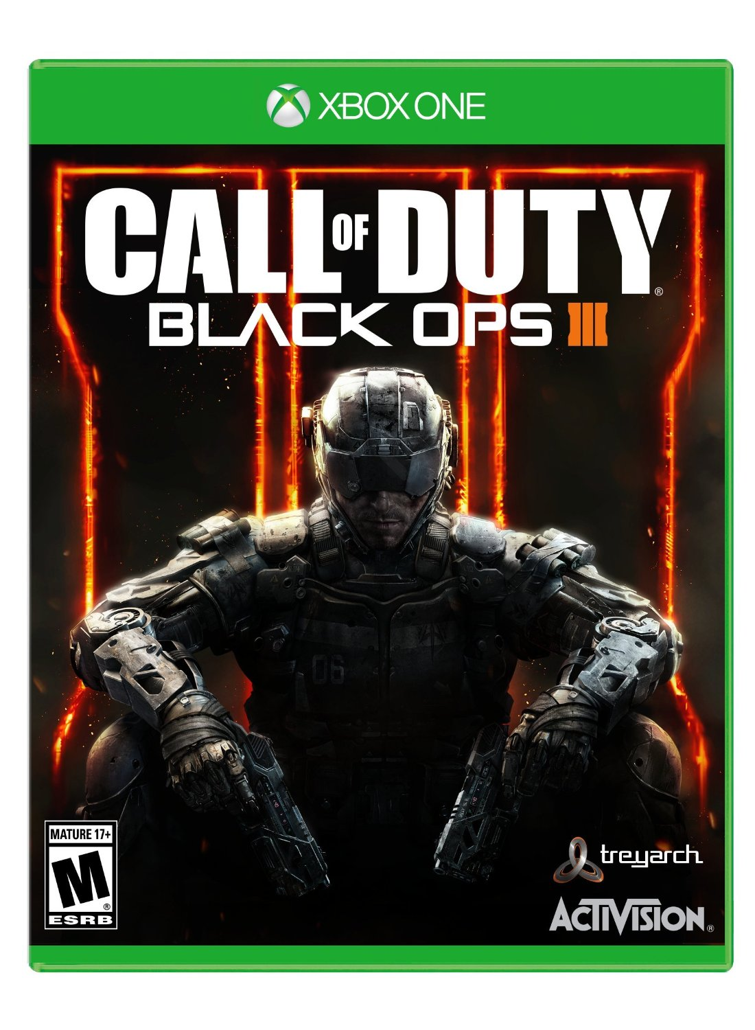 COD 3 Call of Duty: Black Ops III BO3 for XBOX ONE