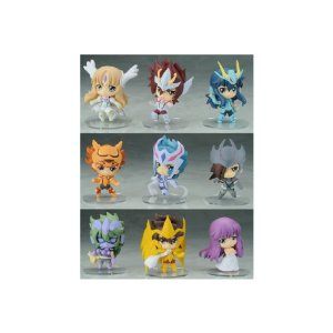 Cute in Saint Seiya Omega Trading Figure BOX