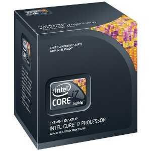 Boxed Intel Core i7 Extreme i7-990X 3.46GHz 12M LGA1366