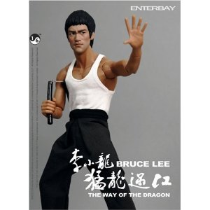 Enterbay THE WAY OF DRAGON Bruce Lee 1/6