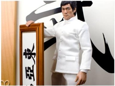 Enterbay First of Fury Bruce Lee 1/6 Real Masterpiece