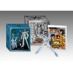 Saint Seiya Brave Soldiers Pegasus Box Limited Edition for PS3