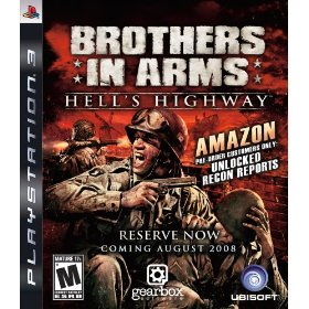 Brothers in Arms: Hell's Highway for PS3 US