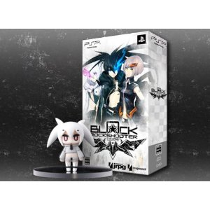 PSP Black Rock Shooter: The Game - JPN