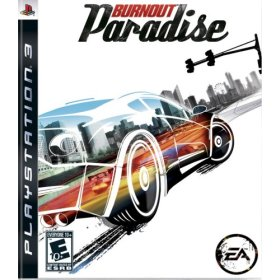 Burnout Paradise for PS3 US