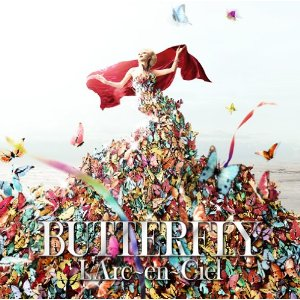 CD L'Arc~en~Ciel: Butterfly JPN