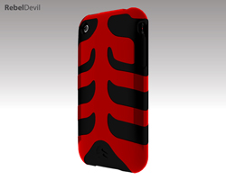 Capsule Rebel for iPhone 3G - Devil