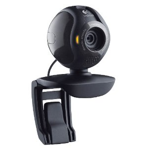 Logitech 2MP Web Cam C600