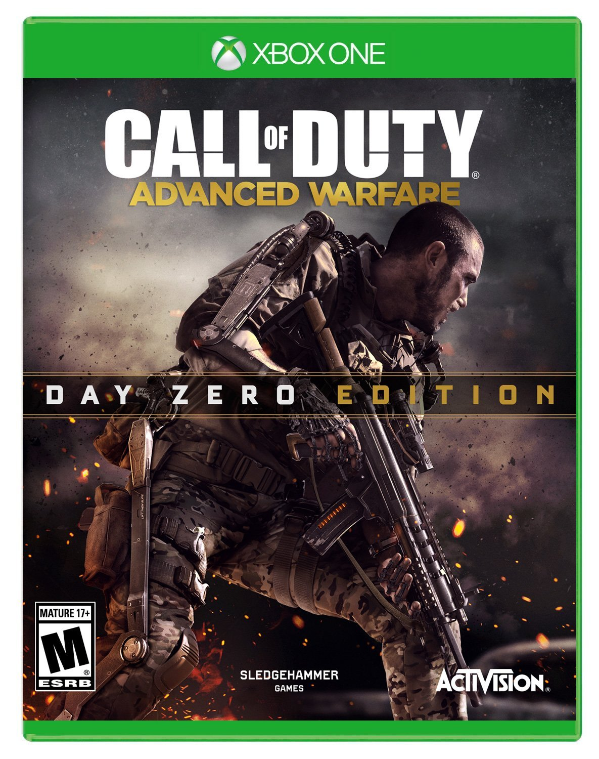 COD Call of Duty Advanced Warfare for XBOX ONE US