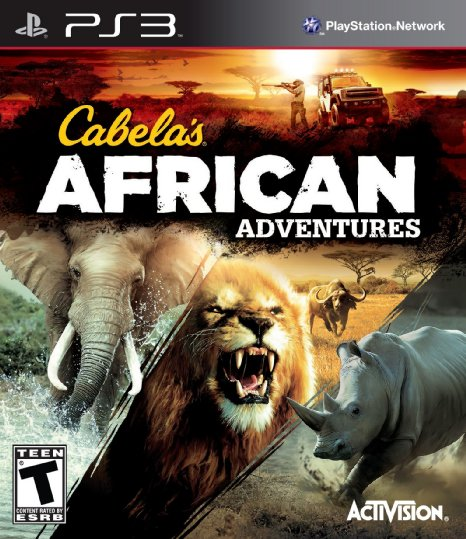 Cabela's African Adventures for PS3 US