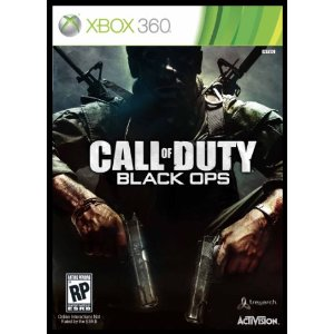 XBox 360 - Call of Duty: BLACK OPS US REGIAO LIVRE