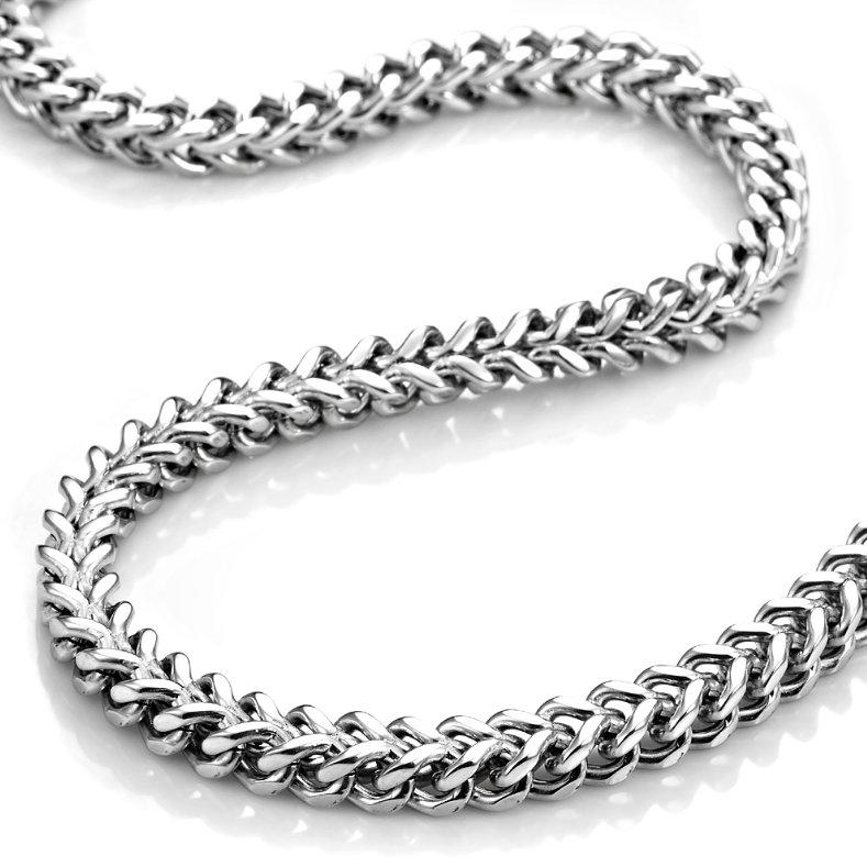 Цепочки на шею мужские - золотые, серебряные, стальные - как выбрать и что учесть