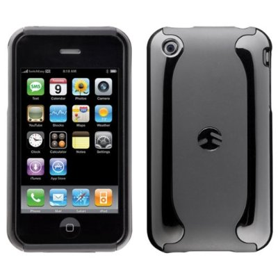 Capsule Neo for iPhone 3G - Black