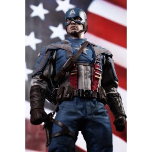 Hot Toys Captain America The First Avenger 1/6 Scale