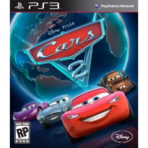 Cars 2: The Video Game for PS3 US