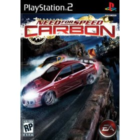 Need for Speed Carbon - PS2 US