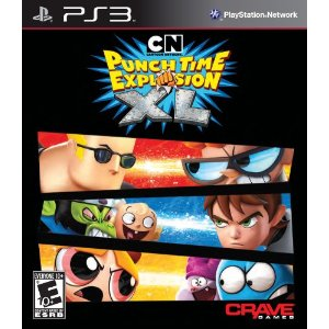 Cartoon Network: Punch Time Explosion XL for PS3 US