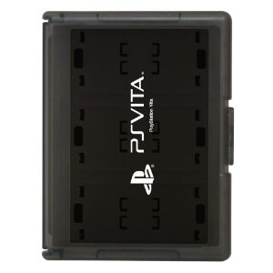 Card Case 24 Cartuchos for PlayStation Vita (Black)