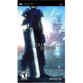 PSP Crisis Core: Final Fantasy VII USA