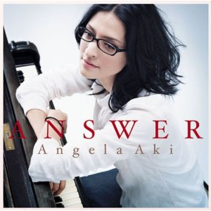 CD Angela Aki - Answer (2009) JPN