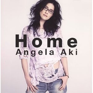 CD Angela Aki - Home (2006) JPN