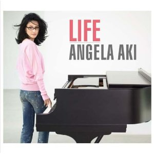 CD Angela Aki - Life (2010) JPN