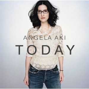 CD Angela Aki - Today (2007) JPN