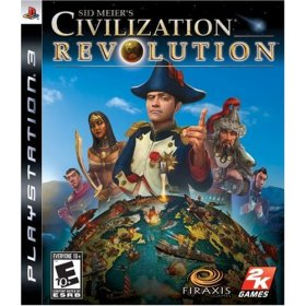 Sid Meier's Civilization Revolution for PS3 US