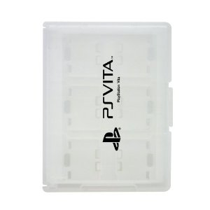 Card Case 24 Cartuchos for PlayStation Vita (White)