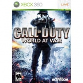 XBox 360 - COD 5 Call of Duty: World at War US Regiao Livre