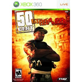 XBox 360 - 50 Cent: Blood on the Sand US Regiao Livre