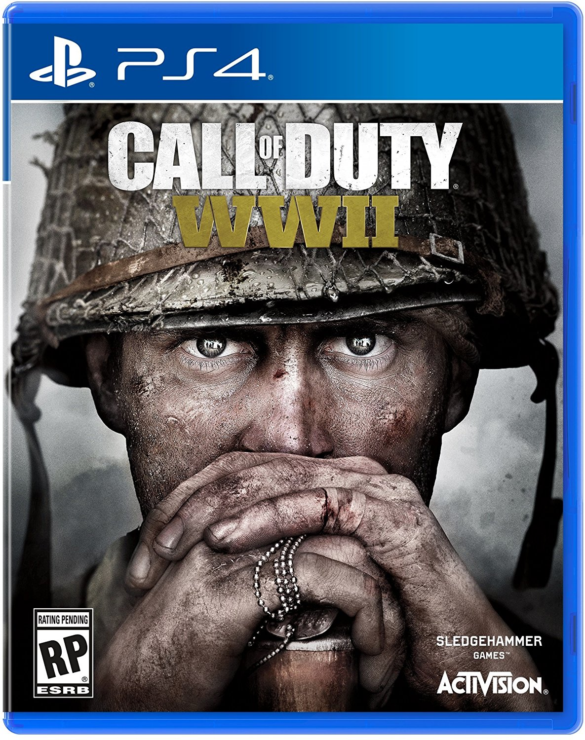 PS4 COD Call of Duty: WWII