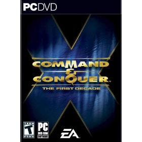 Command and Conquer the First Decade for Windows