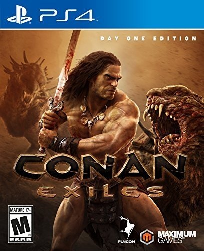 PS4 Conan Exiles (PlayStation 4)