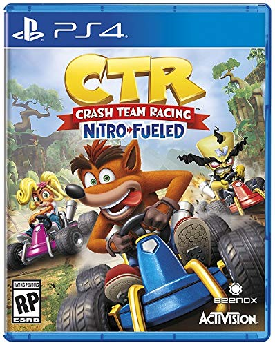 PS4 Crash Team Racing: Nitro Fueled en Español